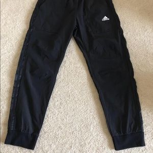 Adidas Windbreaker Pants - Size Large